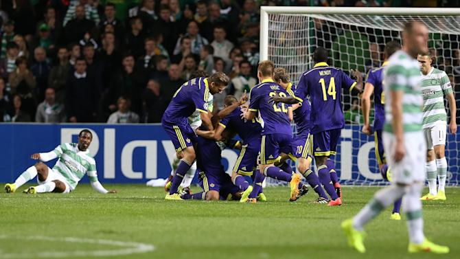 Champions League - Celtic limp out after defeat to Maribor