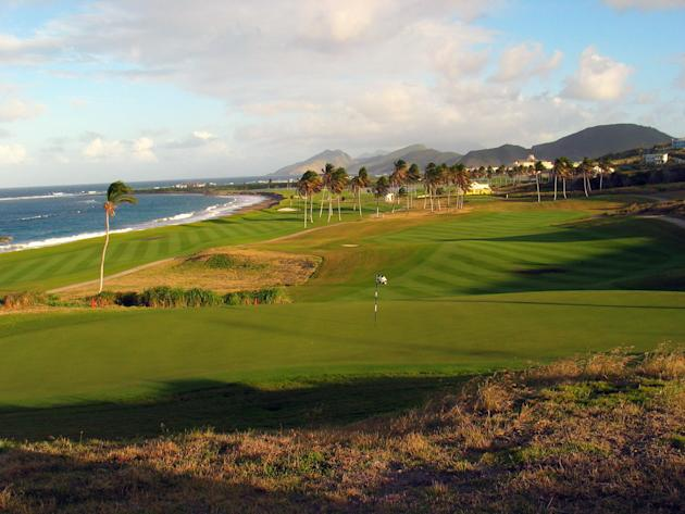 kitts royal st.k golf club