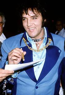 Elvis Presley  | Photo Credits: Tom Wargacki/WireImage