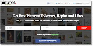 12 Awesome Pinterest Tools To Power Up Your Marketing image Pinterest tool Pinwoot