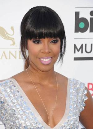 Kelly Rowland arrives at the 2013 Billboard Music Awards at the MGM Grand Garden Arena on May 19, 2013 in Las Vegas -- Getty Images