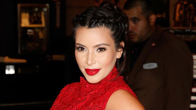 Kim Kardashian Reveals Baby's Gender