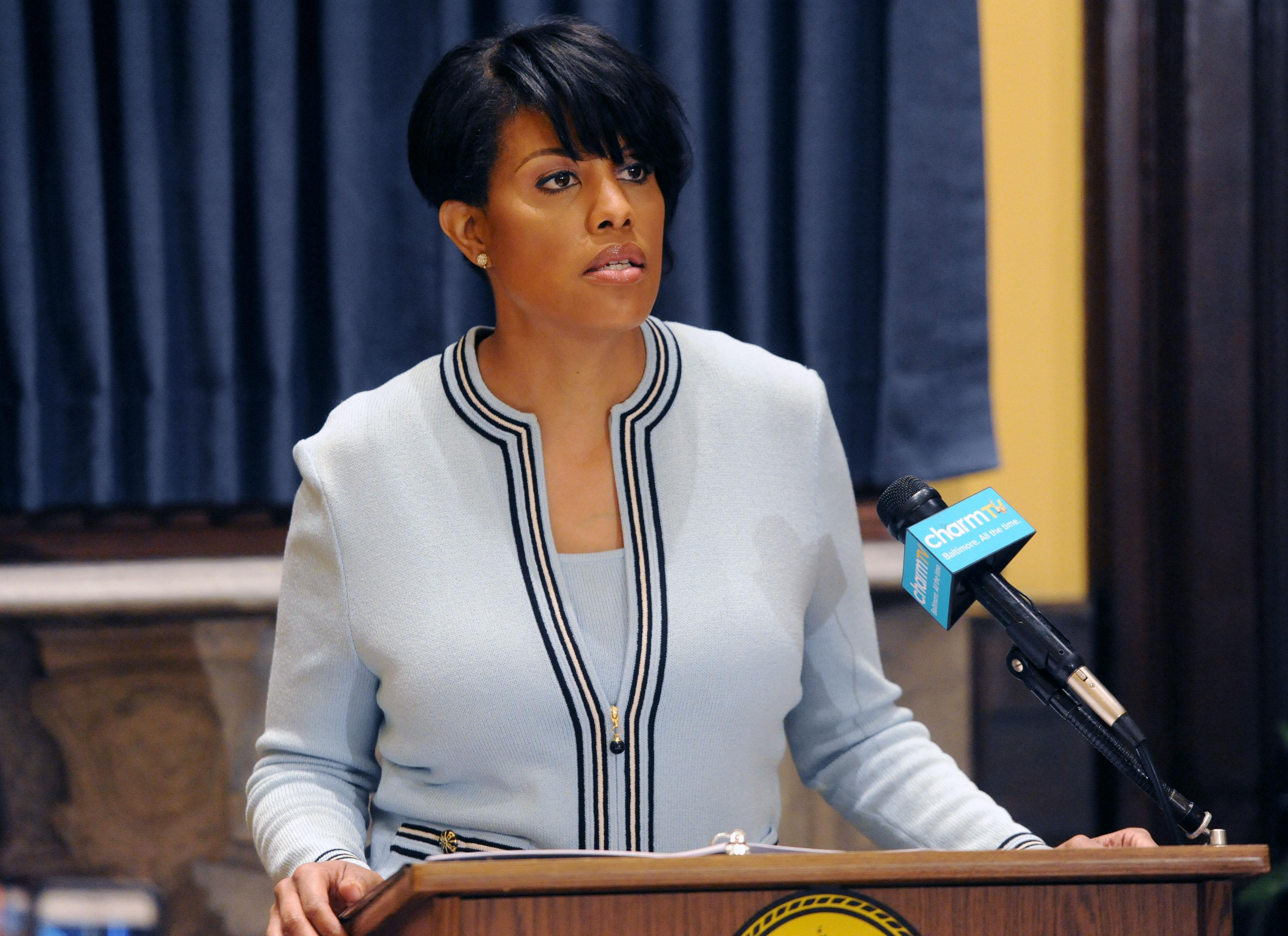 Governor lifts state of emergency for Baltimore