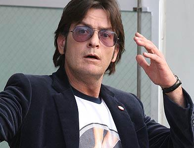 pst Charlie Sheen Back To Work