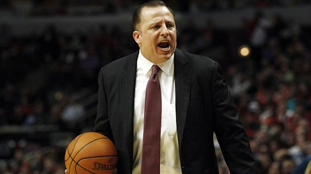 tom thibodeau, chicago bulls
