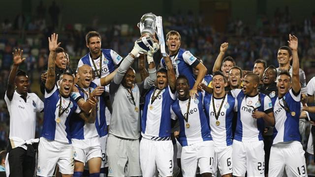 Martinez hands Porto Super Cup win on debut