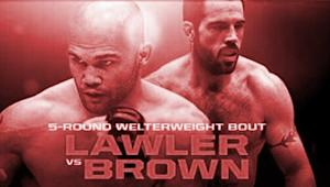UFC on FOX 12: Lawler vs. Brown Attendance and Live Gate