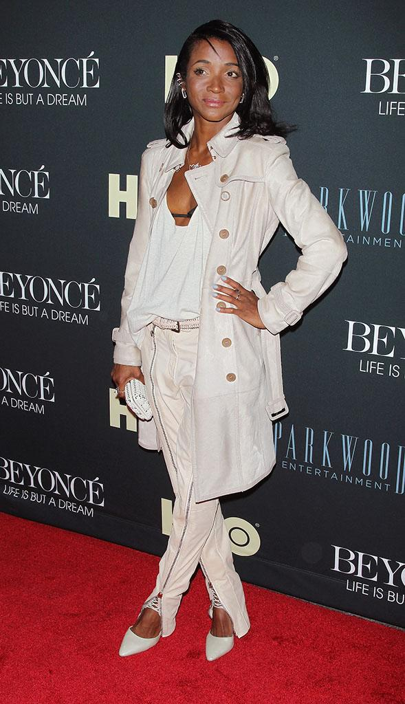"""Beyonce: Life Is But A Dream"" New York Premiere"