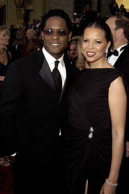 Blair Underwood and wife 74th Academy Awards Hollywood, CA 3/24/2002