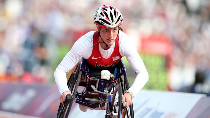 2012 London Paralympics - Day 6 - Athletics