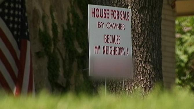 Texas Family Puts Up Home 'For Sale' Sign With Vulgar Language After Neighbor Dispute