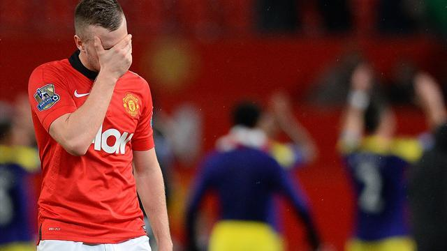 FA Cup - Swansea dump United out to pile more misery on Moyes