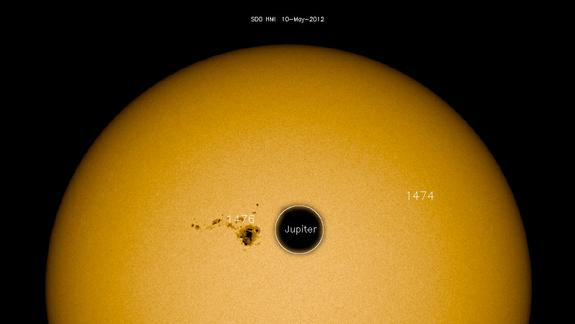 Monster Sunspot Fires Off Powerful Solar Flares