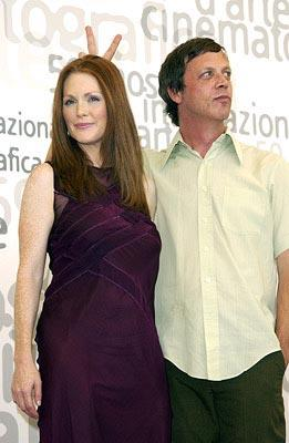 Julianne Moore and Todd Haynes Far From Heaven Venice Film Festival - 9/1/2002