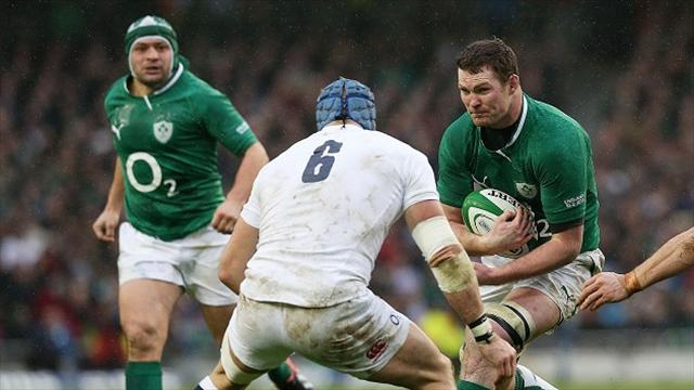 Rugby - O'Mahony ready for hot reception