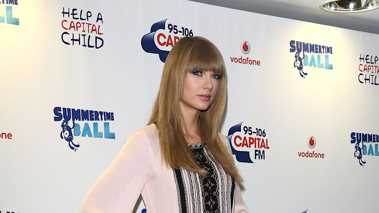 Capital Summertime Ball - Media Room