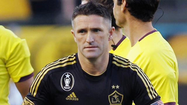 World Football - Keane hopes Lampard will replace Beckham at Galaxy