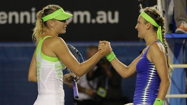 US Open: Azarenka v Sharapova LIVE