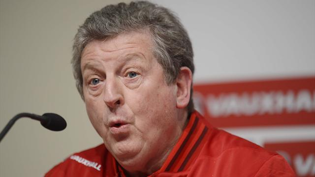 World Cup - Hodgson 'not worried' about England discipline