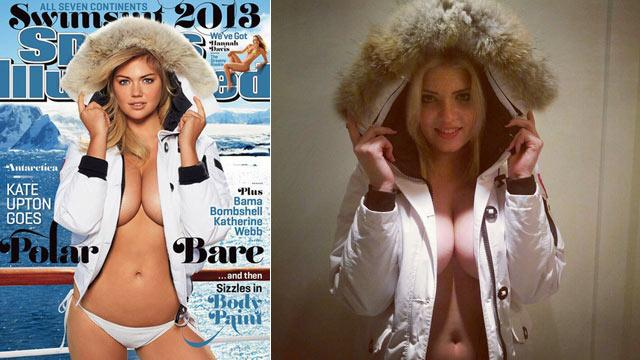 Check Out Kate Upton's Lookalike