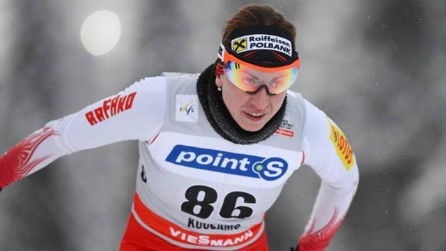 Cross-Country Skiing - Kowalczyk wins comfortably in Canmore