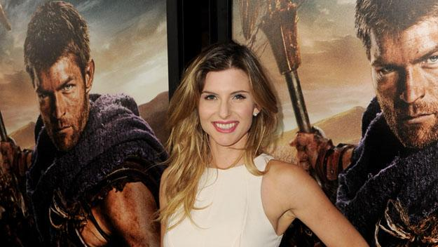 """Premiere Of Starz's """"Spartacus: War Of The Damned"""" - Red Carpet: Viva Bianca"""
