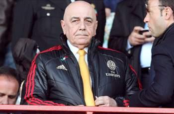 Galliani: AC Milan has saved 40-50 million euros on wages