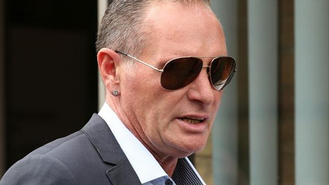 Football - Hackers 'stole up to £50,000' from Gascoigne