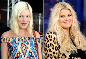 Tori Spelling Defends Pregnant Jessica Simpson's Weight: Lay Off!
