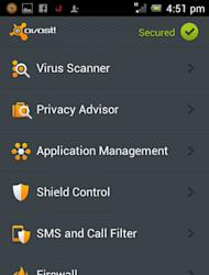 Protect your phone with avast! Mobile Security