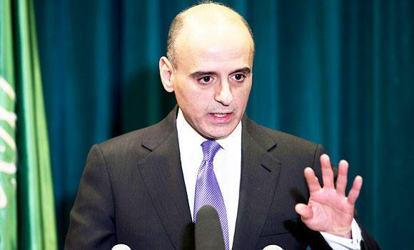 Saudi Ambassador to the United States Adel Al-Jubeir