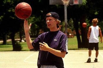 David Spade as Dylan Ramsey in Warner Brothers' Lost & Found