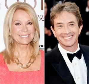 "Martin Short on Kathie Lee Gifford: ""People Make Mistakes"""