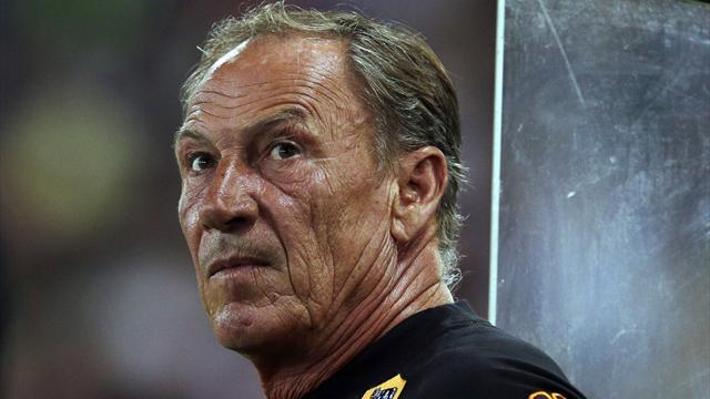 Serie A - Roma struggle to adapt to Zeman's white-knuckle ride