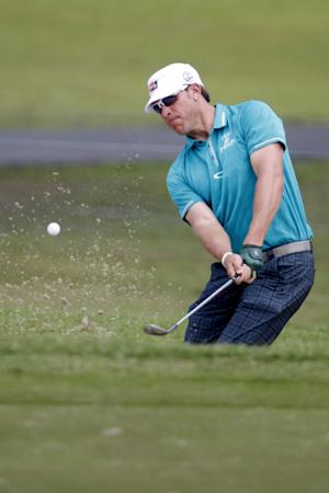 James Driscoll leads Puerto Rico Open
