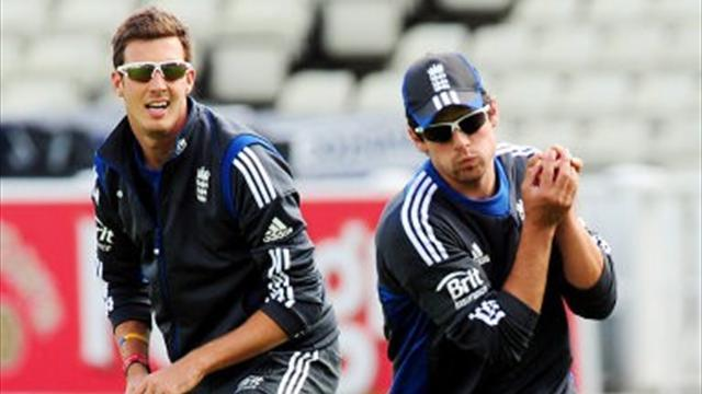 Cook, Finn included in ICC one-day team of the year
