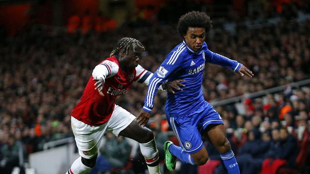 Premier League - Chelsea hold Arsenal to goalless draw