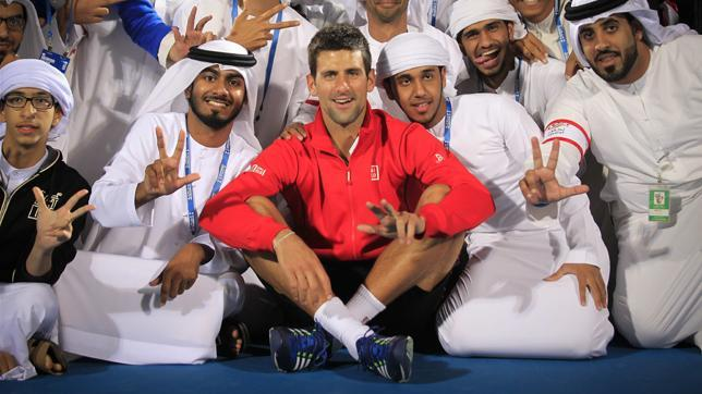 Djokovic and Nadal confirmed for Mubadala World Tennis Championship 2015