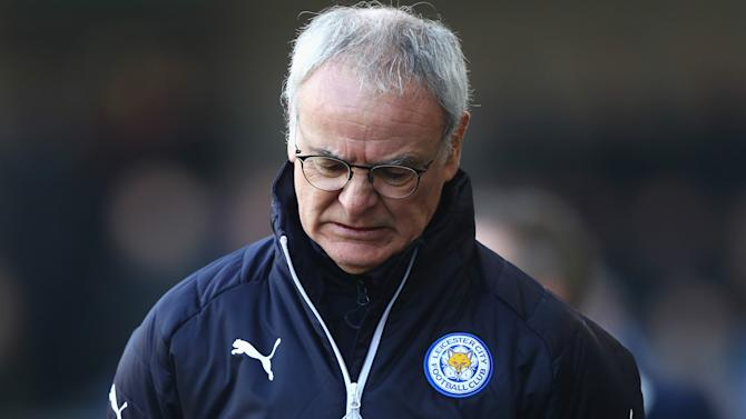 Lineker brands Ranieri's rotation 'utter bollocks' after FA Cup embarrassment