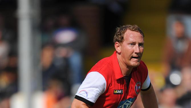 Ray Parlour, pictured, defended Arsenal boss Arsene Wenger, who was branded a dictator