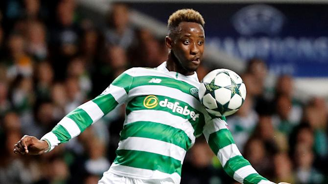 Celtic v Borussia Monchengladbach - UEFA Champions League Group Stage - Group C