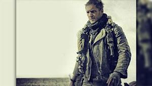 First Look at Tom Hardy as Mad Max