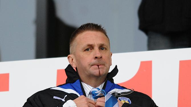 Robbie Cowling, pictured, has hinted Joe Dunne could be Colchester's next manager