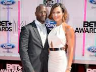 Taye Diggs and Amanza Smith Brown
