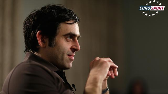 Snooker - Ronnie O'Sullivan signs for Eurosport