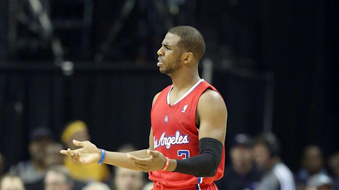 Los Angeles Clippers v Memphis Grizzlies - Game Three
