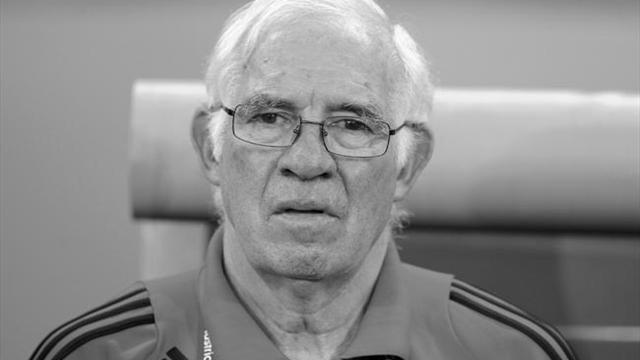 European Football - Former Spain coach Luis Aragones dies