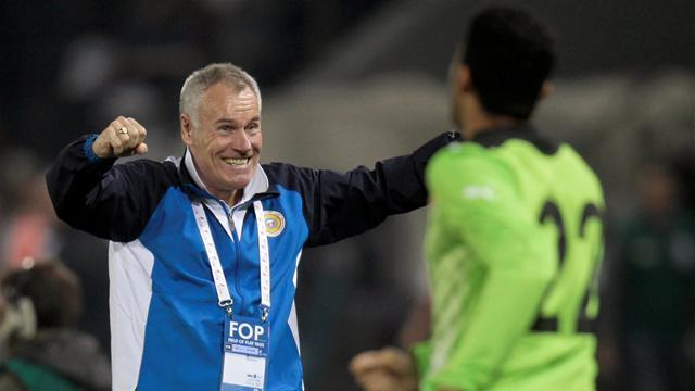 World Cup: Taylor sacked as Bahrain coach
