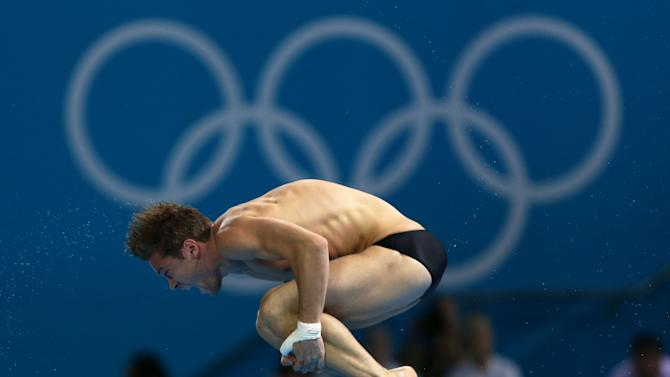Olympics Day 14 - Diving