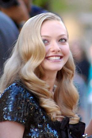 Amanda Seyfried only sets her romantic sights on A-listers.